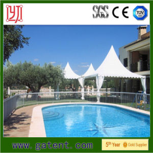 Luxury Outdoor Marquee PVC Gazebo Pagoda Tent with Accessories pictures & photos