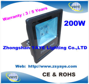 Yaye 18 Hot Sell Ce/RoHS/ 3/5years Warranty 100W 160W 200W LED Flood Light / 120W 160W 200W LED Tunnel Light with USD108/PC pictures & photos