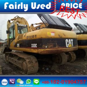 Original Used Cat /Caterpillar Excavator 330c, Cat 330c Excavator pictures & photos