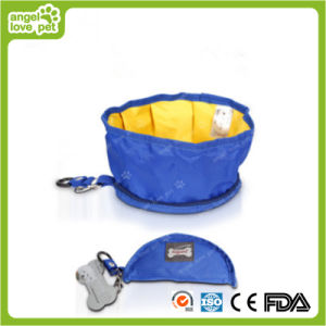 Portable Pet Bowl Waterproof Folded Pet Product pictures & photos