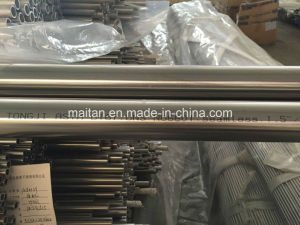 Hot Selling Nickel Alloy 600, 601, 625 Seamless Heat Exchanger Tube pictures & photos