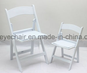 Factory Supply Good Quality Resin Folding Chair L-1 pictures & photos
