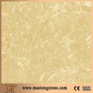 Beige France Artificial White Marble Panel pictures & photos