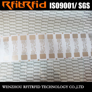 UHF/ 860-960MHz Alien H3 Programmable RFID Label Tags pictures & photos