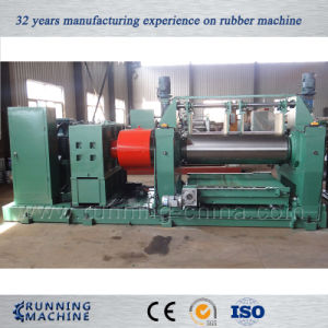 Rubber Mixing Mill/ Open Mixing Mill/ Two Roll Mixing Mill Xk-450 pictures & photos