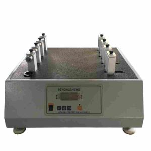 Hotsale Shoelace Abrasion Test Equipment pictures & photos