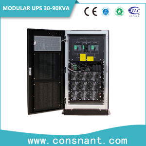 380/400/415VAC High Frequency Modular Online UPS pictures & photos