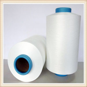 Polyester Twisted Yarn for Chiffon pictures & photos