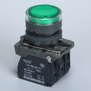 La118ka Series Illuminated Pushbutton Switch pictures & photos
