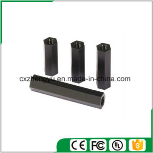 M2.5 Nylon Hex Threaded Female to Female Standoff/Spacer (Color: Black) pictures & photos