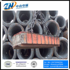 Lifting Electro Magnet for Wire Rod Coil Under 600 C Degree MW22-27072L/2 pictures & photos