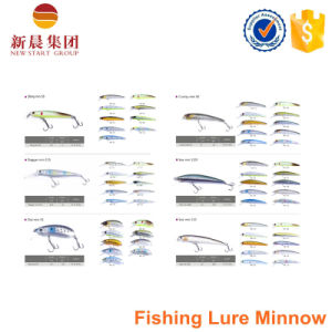 ABS Plastic Minnow Fishing Lure pictures & photos