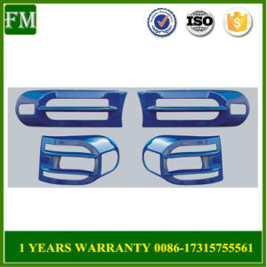 for Toyota Fj Cruiser Black Blue Yellow Headlight and Taillight Covers pictures & photos