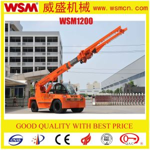 Crane Exclusive Used by The Marble Supplier for Unloading Marble Slab pictures & photos