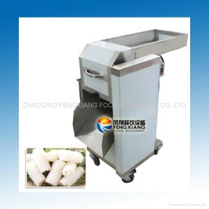 Qy-18 Stainless Steel Commercial Automatic Squid Cutting Machine pictures & photos