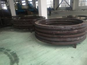 Forged Rings for Large Diameter Bearings pictures & photos