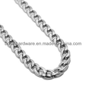 Wholesale Stainless Steel Link Chain Necklace pictures & photos