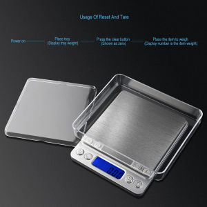2017 Popular Design Digital Jewelry Pocket Scale pictures & photos