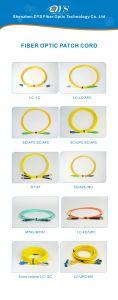 LC, Sc, FC, St, Mu, MTRJ, Mu, MPO, Odva, Fiber Optic Patchcord Jumper, Fiber Optic Cable, Fiber Optic Patch Cord pictures & photos