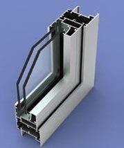 Popular Powder Coating White Casement Aluminium Window pictures & photos