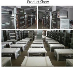 Cheering Single-Layer One -Tray Electric Commercial Oven for Pizza Bakery pictures & photos