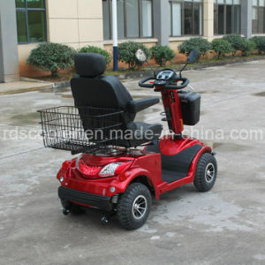 Strong Torque out Door Scooter Full Suspension Electric Mobility Scooter pictures & photos