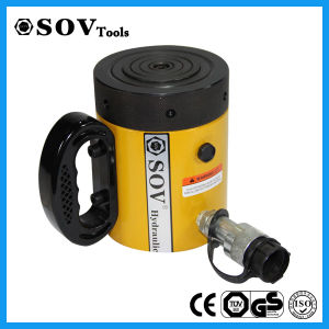 Cll-60012 Single Acting Long Stroke Hydraulic RAM Cylinder 600t pictures & photos