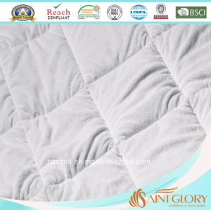 Overfilled Microplush Super Soft Mattress Protector pictures & photos