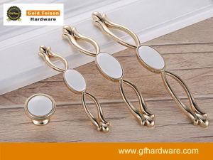 New Design Ceramic Cabinet Handle/ Ceramic Pull Handle (C937 GP) pictures & photos
