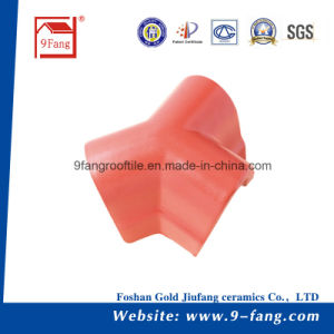 Corrugated Wave Type Clay Roofing Color Steel Roof Tiles pictures & photos