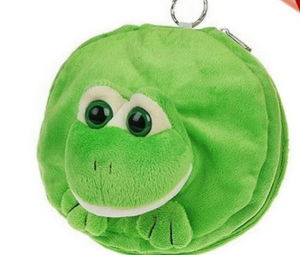 Box with CD Disc CD Cartoon Frog Prince Creative Car CD Car CD Package CD Bag pictures & photos