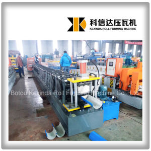 Kxd Semi Circle Gutter Forming Machine pictures & photos