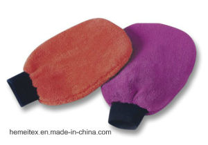 Microfiber Cleaning Glove pictures & photos