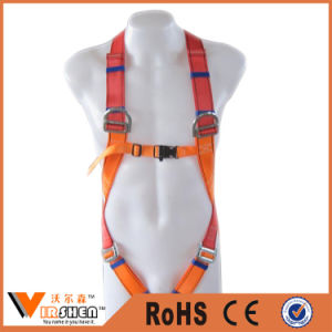 Rock Mountain Adjustable Outdoor Climbing Safety Harness Industrial Construction Safety Belts pictures & photos