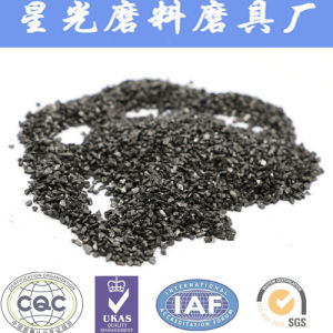 Calcined Anthracite Carbon Additive with F. C 90%-95% pictures & photos