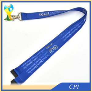 2 Sides Heat Transfer Printing Logo Lanyard for Promotion pictures & photos