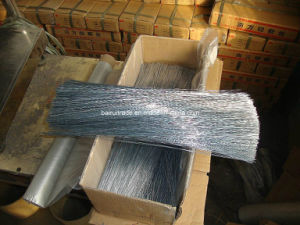 Galvanized Straighten Wire/Cutting Wire Galvanized/Gi Cut Wire pictures & photos