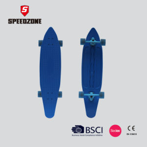 "38"" Top Quality Fish Tail PP Longboard pictures & photos"