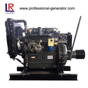 Water Cooled 41HP to 68HP Fixed Diesel Engine pictures & photos