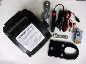Electric Winch for Boat/Yacht (12V 2000lb) pictures & photos