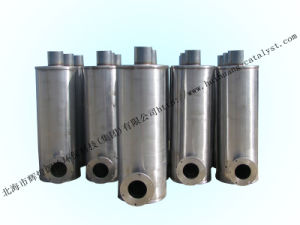 Integrated Catalytic Muffler for Commercial Vehicle pictures & photos