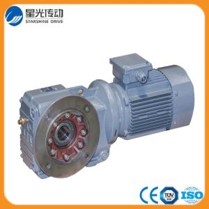 K Series Helical Bevel Gearbox /Gear Box/Speed Reducer pictures & photos