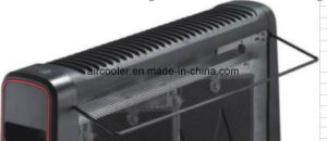2000W Mica Heater with Two Wheels pictures & photos