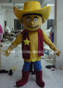Cool Cowboy Mascot Costume pictures & photos