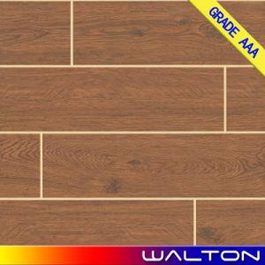 600X600 Latest Design Ceramic Floor Tiles Wood Look Porcelain Tile