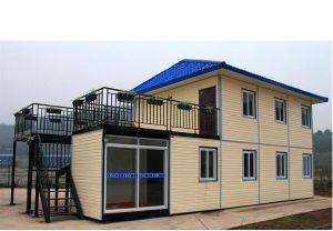 Modern Design Container House pictures & photos