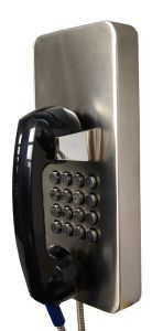 Prison SIP/VoIP Telephone, Rugged Wireless Phones, Parking Lots Emergency Phone pictures & photos
