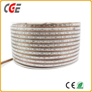 SMD2835 60LEDs 14.4W 24V 3000k LED Strip Light pictures & photos