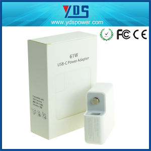 61W 20.3V 3A Type-C USB Power Adapter pictures & photos