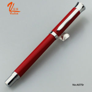 Custom Luxury Office Stationery Pen Metalic Roller Pen pictures & photos